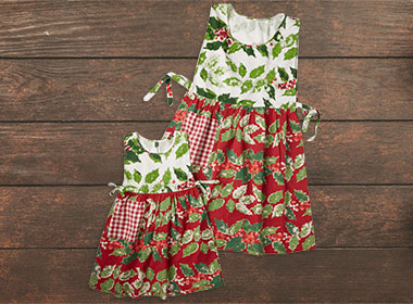 Aprons, Ovenmitts, Potholders