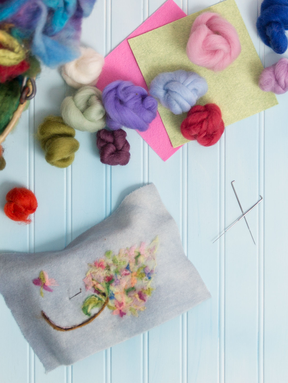 Wool Felting Kits
