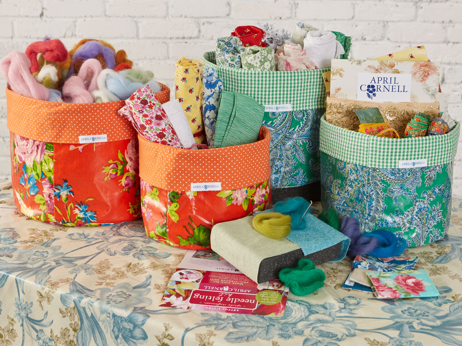 Crafting Bags & Baskets