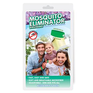 Mosquito Eliminator™ Wristband (5 pk)