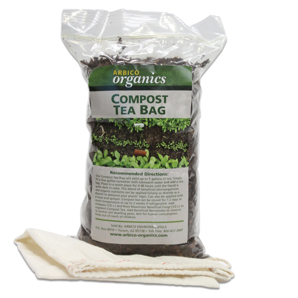 ARBICO Organics™ Compost Tea Bag