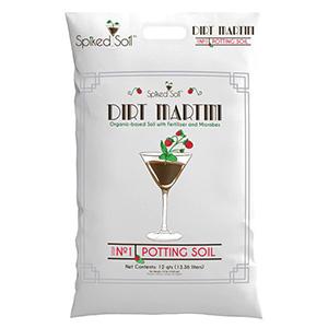 Dirt Martini