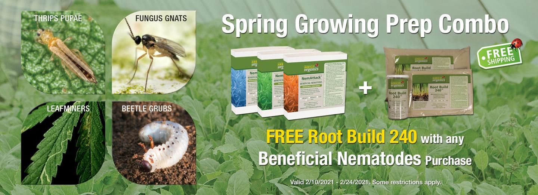 Spring Garden Soil Prep Combo