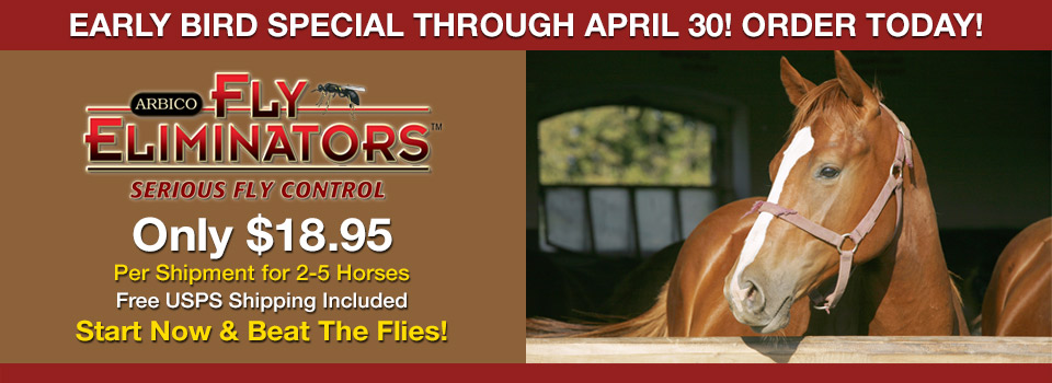 Early Bird Special Deals On Fly Eliminators