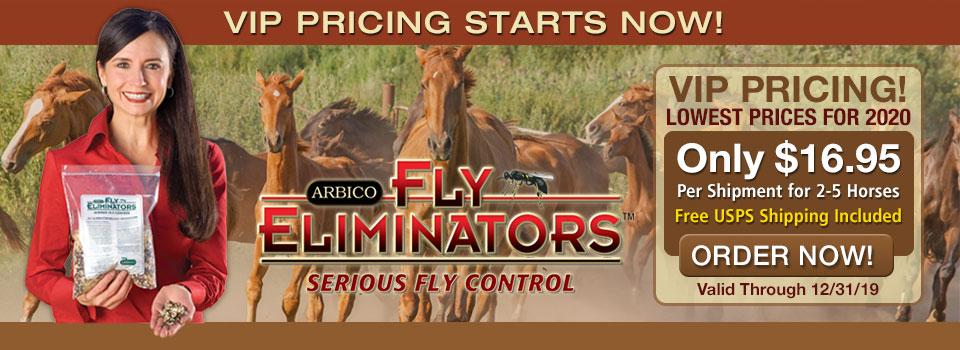 Fly Eliminators - VIP Special