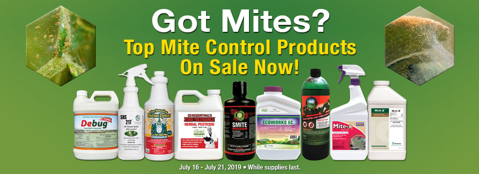 Miticide Spray Sale