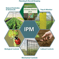 Integrated Pest Management Chart