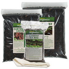 Compost, Worm Castings & Compost Teas