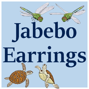 Jabebo Earrings
