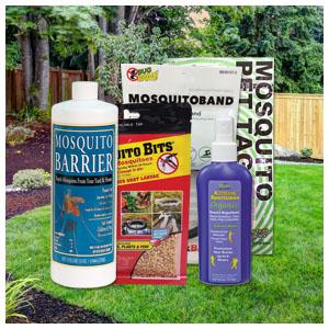 Mosquito Control Kits
