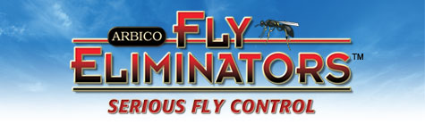 Fly Eliminators are used for natural fly control