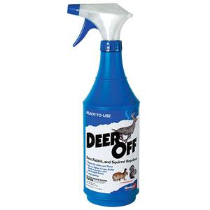 Deer-Off 32 oz Repellent Spray RTU