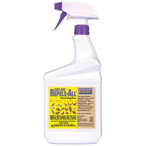 BONIDE® Repels-All Animal Repellent RTU - 32 oz.