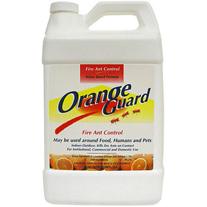 Orange Guard® Fire Ant Control - 1 gal. jug