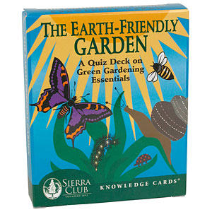 The Earth-Friendly Garden Knowledge Cards