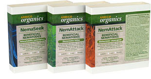 beneficial nematodes packaging