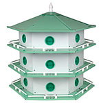 Aluminum Purple Martin House 18 room