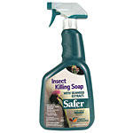 Safer® Brand Insect Killing Soap with Seaweed Extract II - 32 oz