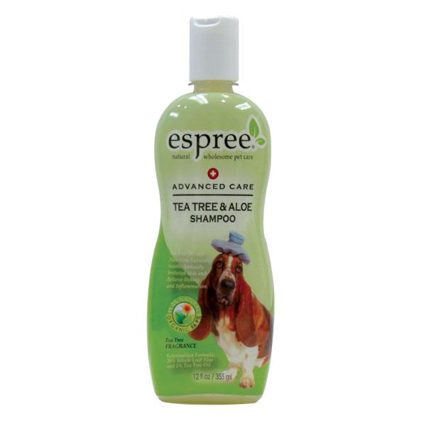 Espree® Tea Tree & Aloe Shampoo - 12 oz (Dogs)