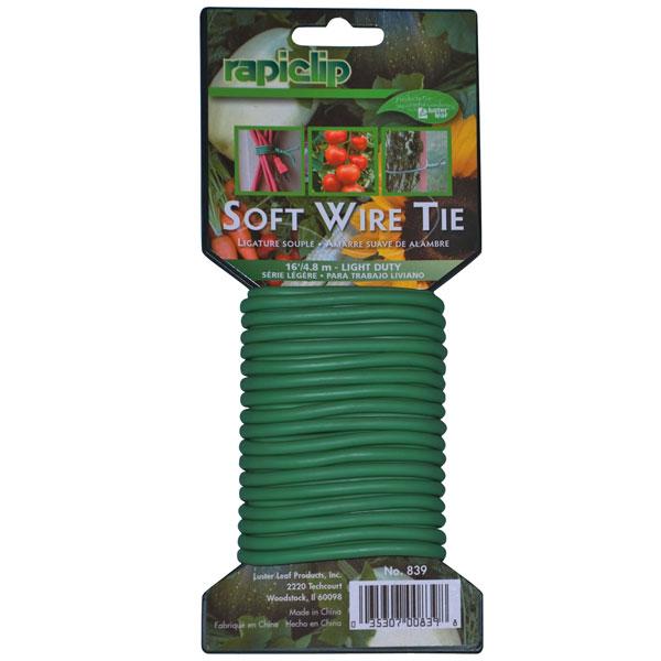 Luster Leaf® Rapiclip Soft Wire Ties Light Duty