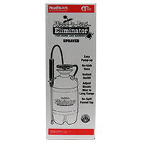 Hudson Weed 'n Bug Eliminator Sprayer- 2 Gallon