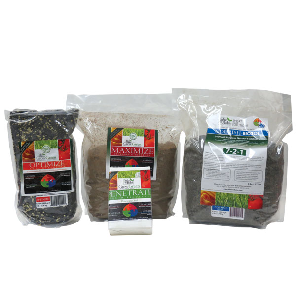 John & Bob's Clay & Hard Soil Kit - Small Garden