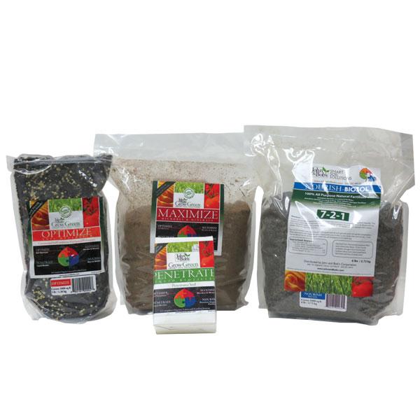 John & Bob's Clay & Hard Soil Kit