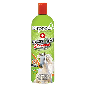 Espree® Tea Tree & Aloe Shampoo - 32 oz (Horses)