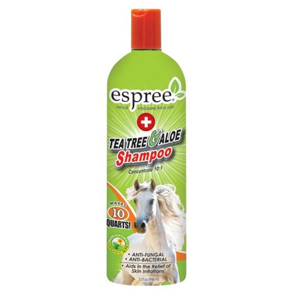 Espree® Tea Tree & Aloe Shampoo - 32 oz (Horses)