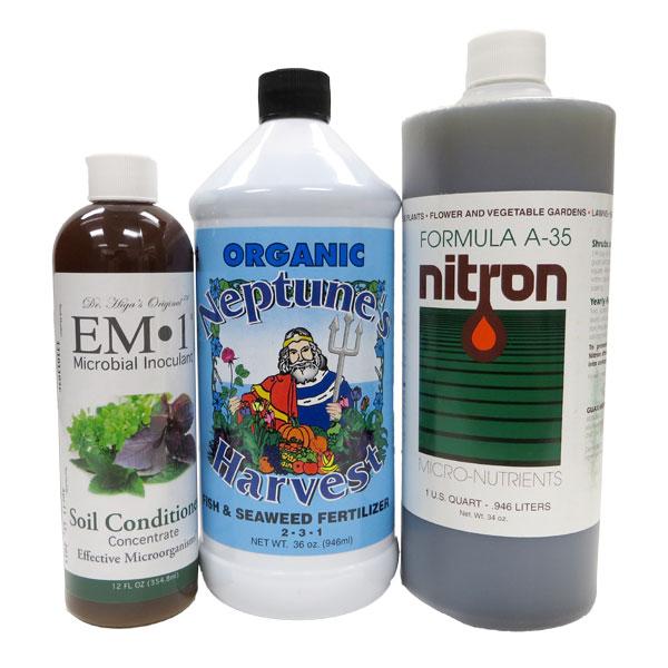 Healthy Soil Recipe