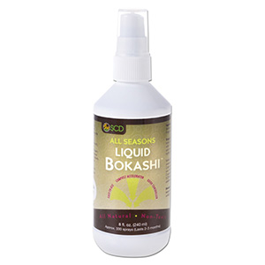 SCD All Seasons Liquid Bokashi