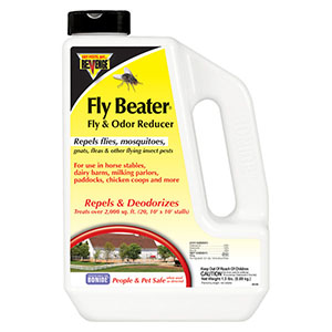 Revenge Fly Beater & Odor Reducer Granules - 1.3 lbs