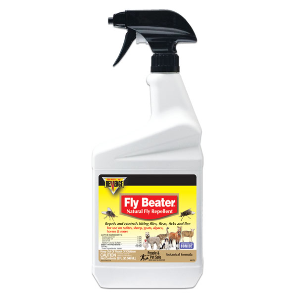 BONIDE® Revenge Fly Beater Natural Fly Repellent - 32 oz.