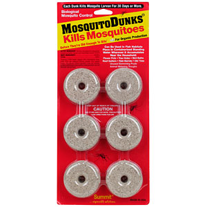 Mosquito Dunks® - 6 pack