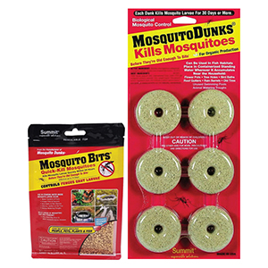 Mosquito Bits & Dunks Combo Kit