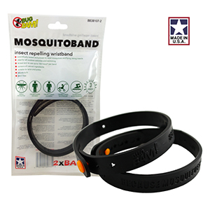 Bug Bam Mosquito Bands - 1 pack of 2