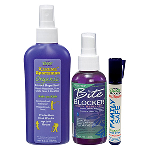 BiteBlocker® Insect Repellents - XTREME Repellent - 6 oz spray