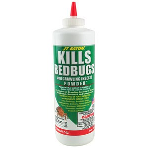 JT Eaton™ Kills Bedbugs Powder