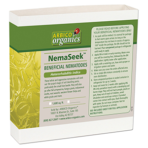 NemaSeek™ - Hi Beneficial Nematodes - 5 Million