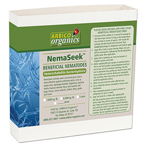 NemaSeek™ - Hb Beneficial Nematodes - 5 Million