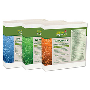Triple Threat Beneficial Nematodes - Sf, Sc, Hb - 5 Million Each