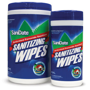 SaniDate® Sanitizing Wipes