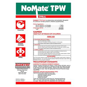 NoMate® TPW Spirals