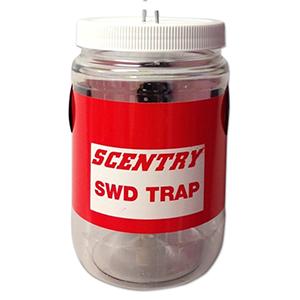Spotted Wing Drosophila (SWD) Trap & Lure
