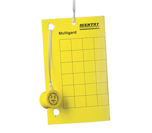 Scentry Multigard AM Trap (Yellow) - Case of 100