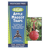 BioCare® Apple Maggot Trap & Lures