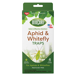 Enoz® BioCare® Aphid & Whitefly Traps - 4 Pk