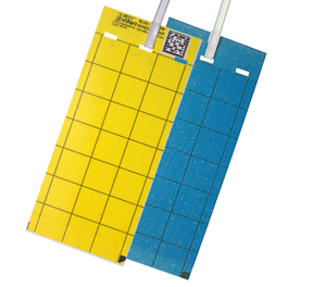 Blue & Yellow Card Trap