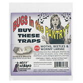 Pest Wizard Bugs in the Pantry?™ Trap Kit