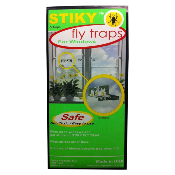Stiky™ Fly Traps for Windows
